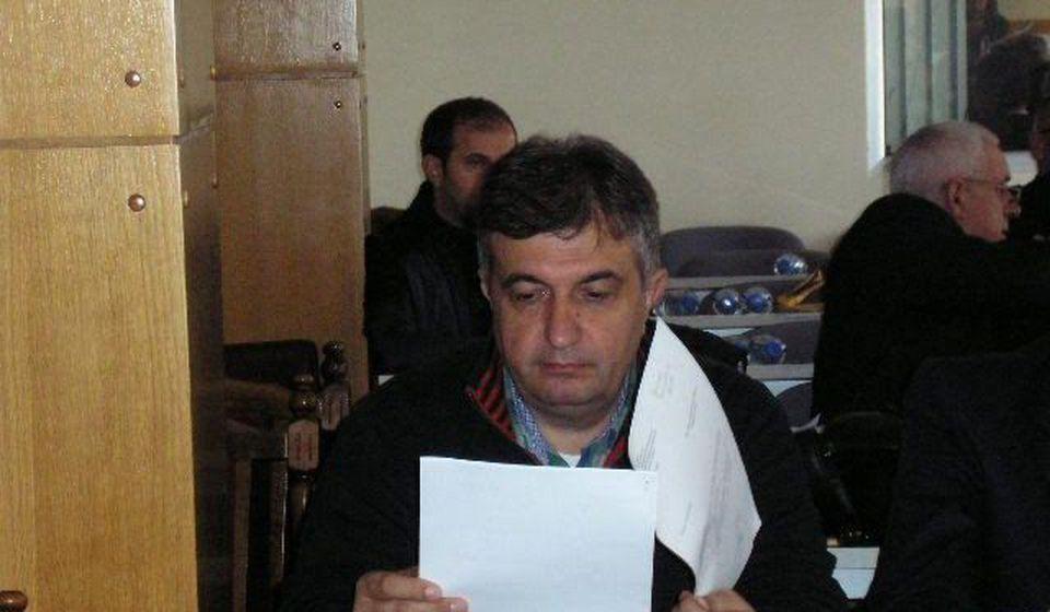 Miodrag Milković. Foto Bujanovačke