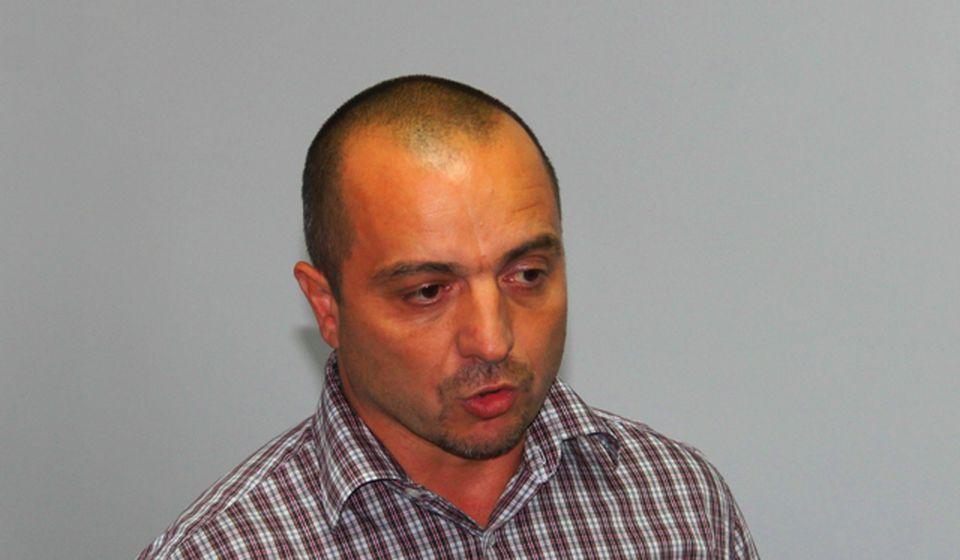 Uboden sam oštrim predmetom u ruku: Saša Arsić. Foto VranjeNews