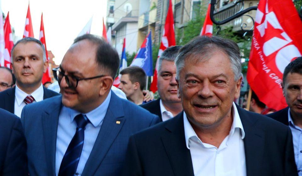 Pod udarom naprednjaka: Novica Tončev. Foto Vranje News