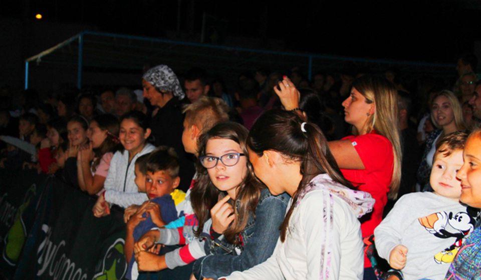 Vranjanci došli u velikom broju. Foto VranjeNews