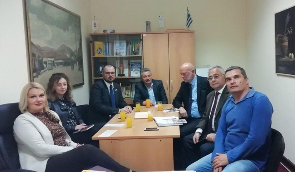 Izložba je dogovorena na susretu sa konzulom Sugarevim u Vranju. Foto NU