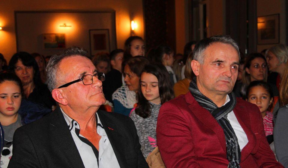 Miroslav Kokošar i Tode Nikoletić. Foto VranjeNews