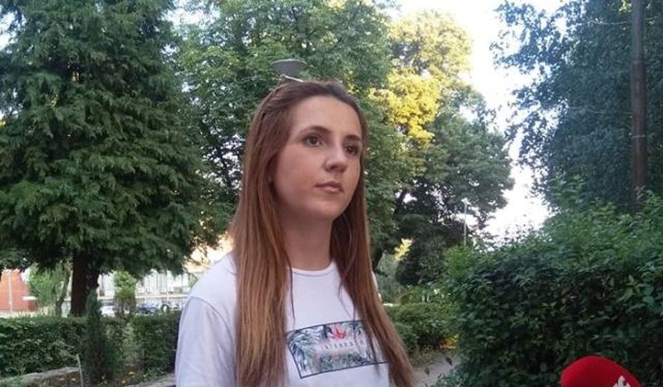 Aleksandra Stanković. Foto VranjeNews