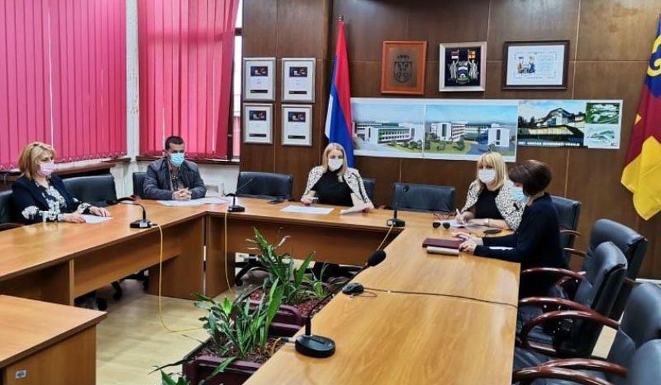 Članovi Organizacionog odbora. Foto vranje.rs