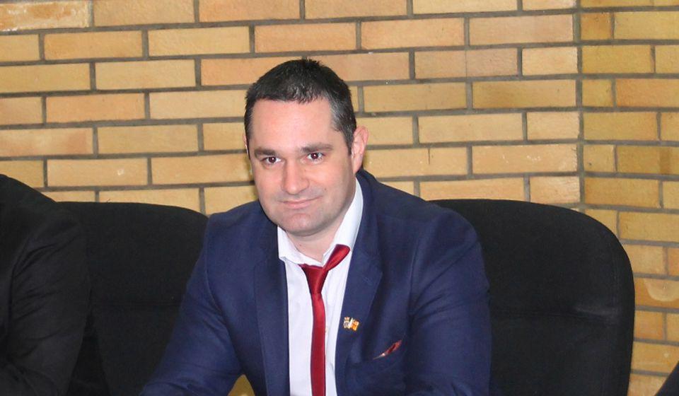 Marko Tričković, novi zaštitnik građana. Foto Vranje News