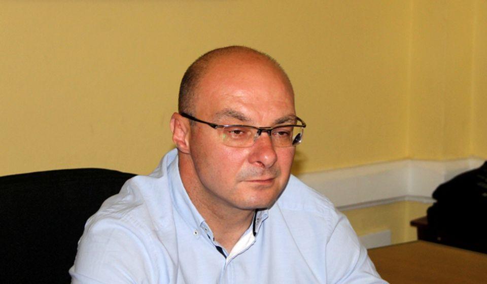Dejan Ivanović. Foto VranjeNews