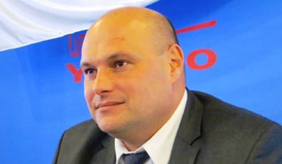 Branislav Trajković. Foto Jumko