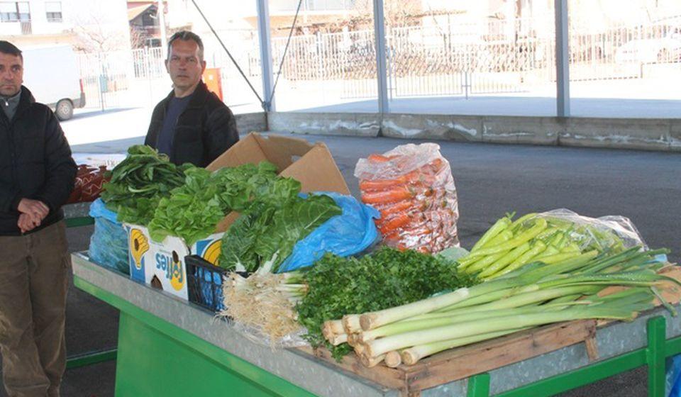 Od utorka ponovo će raditi pijace u Vranju. Foto Vranje News