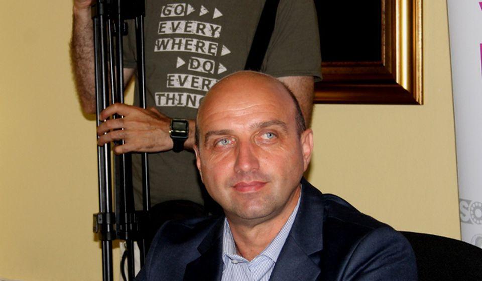 Tablet računari samo dok traje mandat: Dejan Tričković. Foto VranjeNews