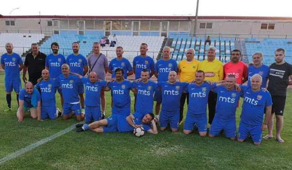 Foto FK Dinamo Vranje