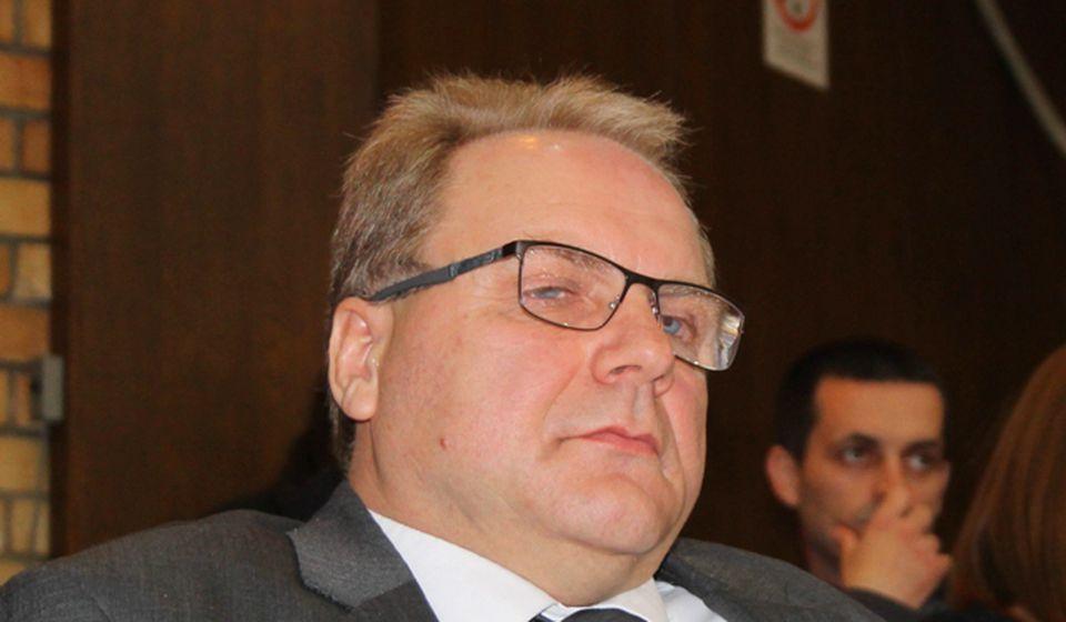 Direktor Novog doma Goran Petrović. Foto VranjeNews