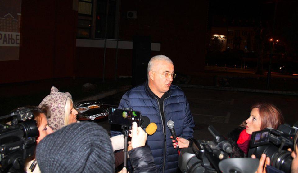Marjan Stanković. Foto Vranje News