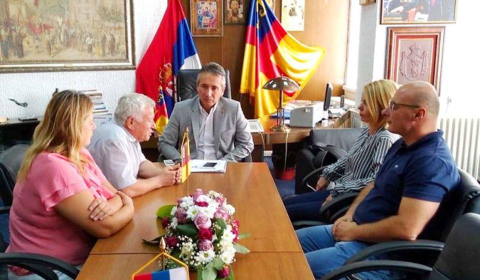 U Pčinjskom okrugu ima oko 300 slepih i slabovidih osoba, a među njima je petnaestoro dece. Foto Grad Vranje