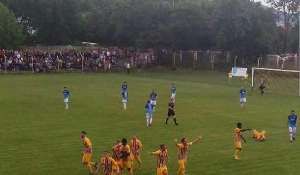 Dinamo dokazao da mu je mesto u Super ligi. Foto VranjeNews