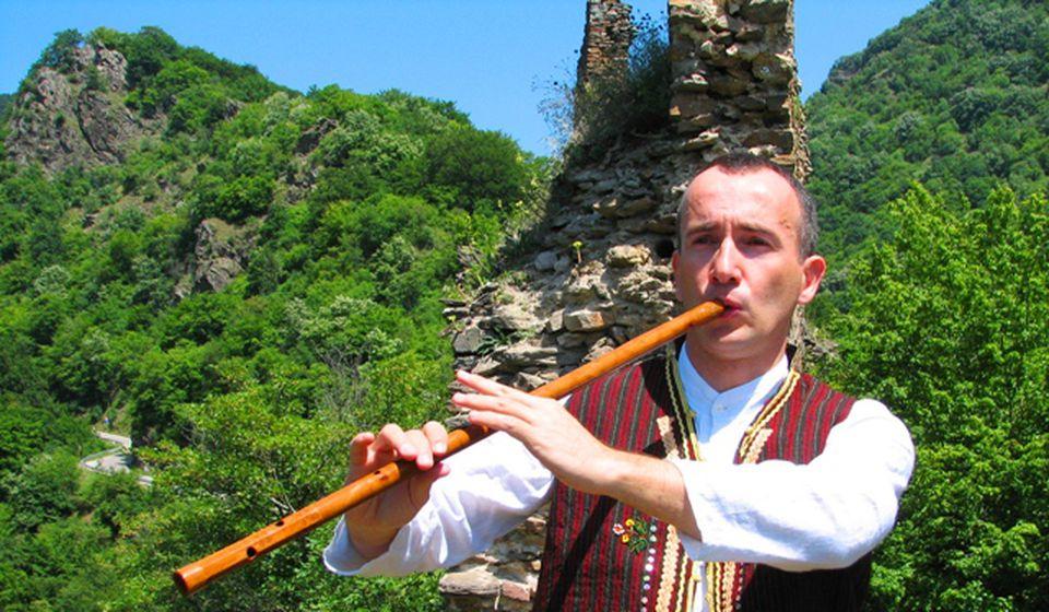 Dalibor Mladenović. Foto VranjeNews