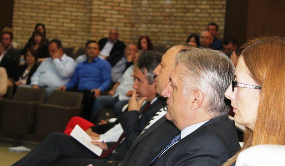 Odbornici su s interesovanjem pratili podužu raspravu. Foto VranjeNews