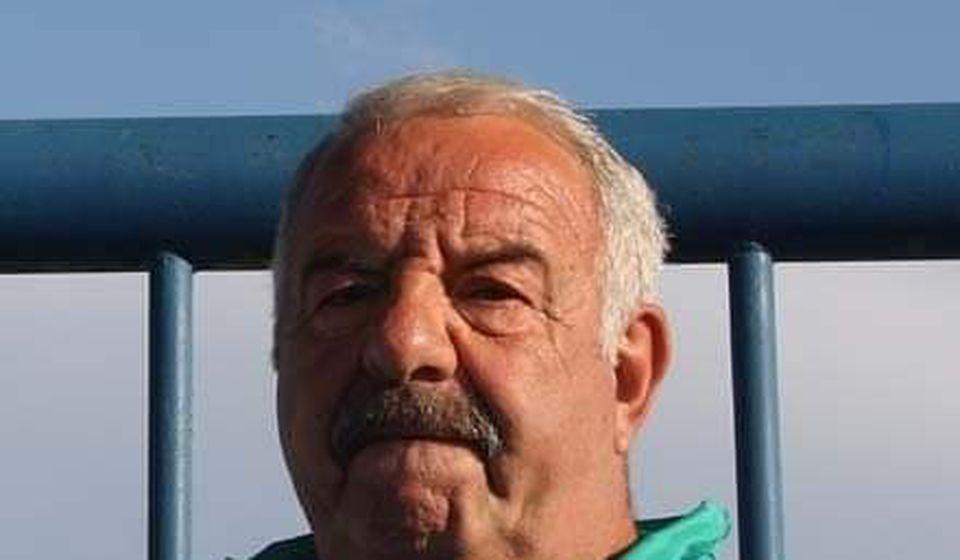 Branislav Stošić. Foto FK Pčinja