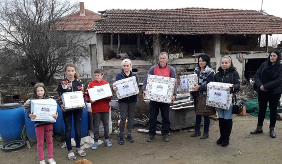 Mnogočlanoj porodici Pešić svaka pomoć dragocena. Foto Roditeljstvo plus