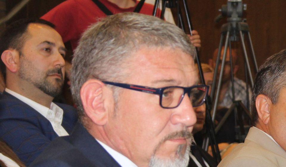 Nema nezamenljivih: Goran Đorđević. Foto D. Dimić, VranjeNews