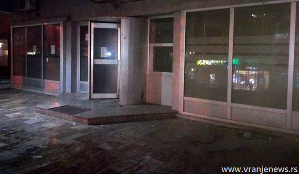 Objekat Univerzal banke u Vranju. Foto Vranje News