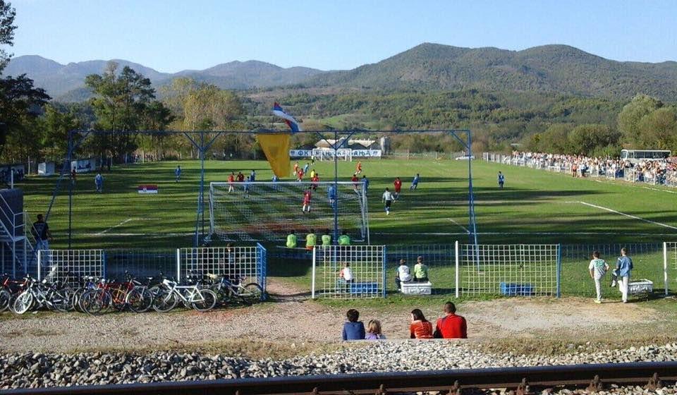 Banjčani sledeće subote dočekuju ekipu Balkanskog. Foto FK Vranjska Banja