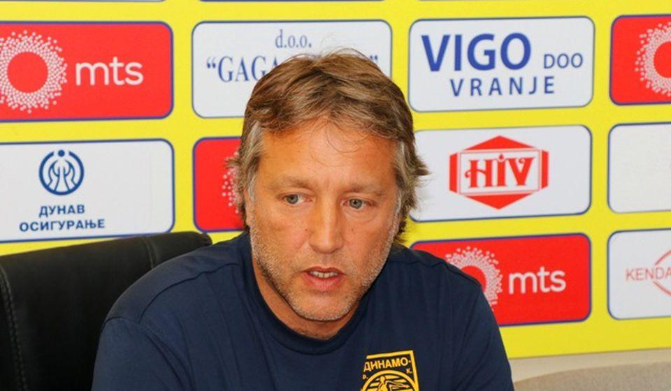 Uroš Kalinić. Foto VranjeNews
