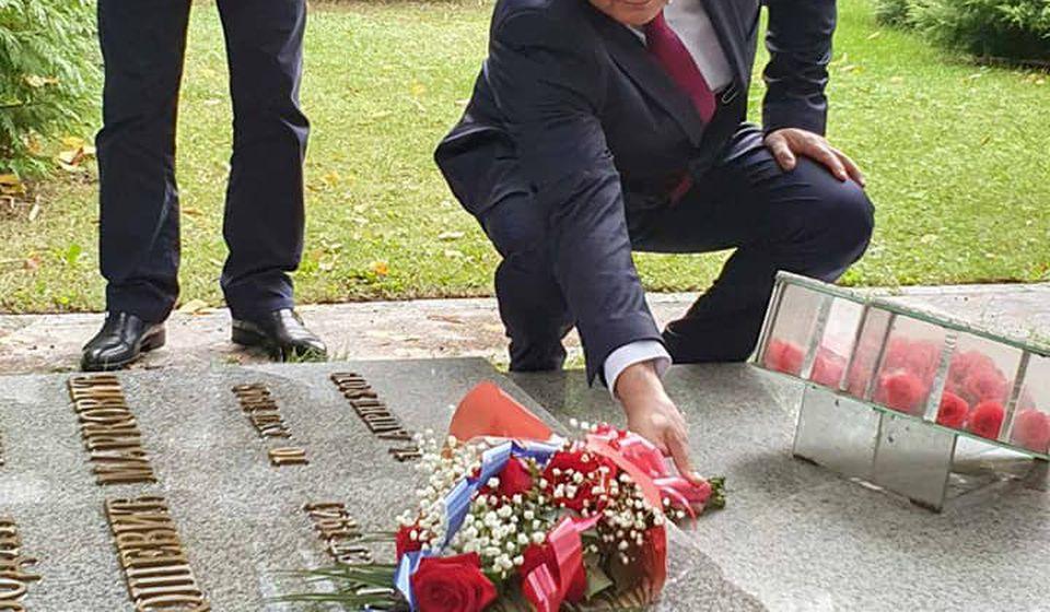 Petnaest godina od Miloševićeve smrti. Foto Fejsbuk profil Zorana Antića