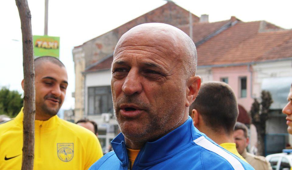 NAjviše ga bole devet primljenih golova na dve utakmice: Dragan Antić. Foto VranjeNews