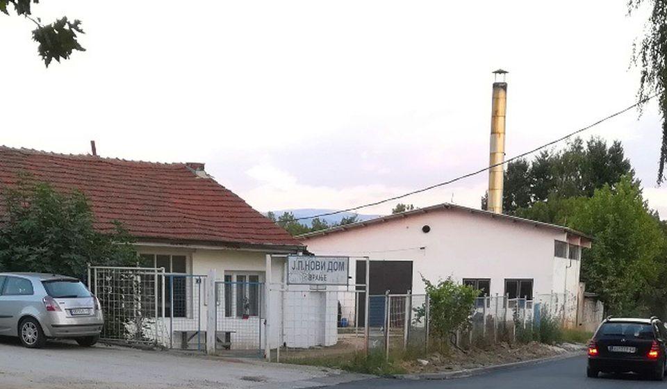 Kotlarnica Novog doma u naselju Češalj. Foto Vranje News