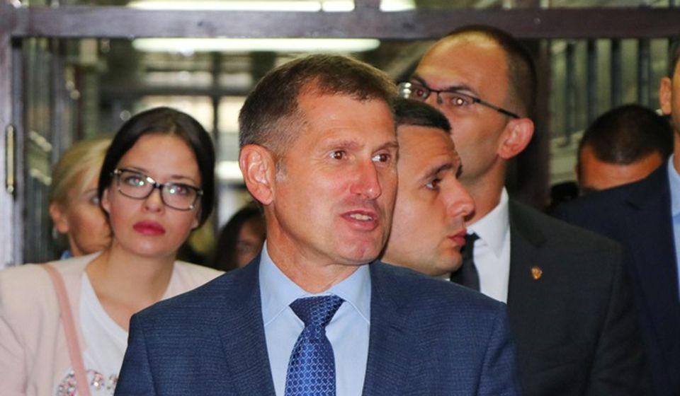 Vladimir Rebić. Foto Vranje News