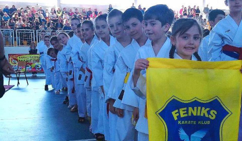 Vranjanci osvojili 23 medalje u Skoplju. Foto Feniks