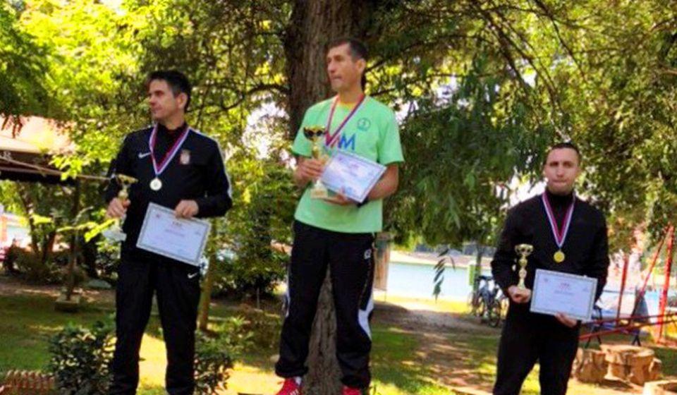 Sezona za pamćenje. Foto AK Vranjski maratonci