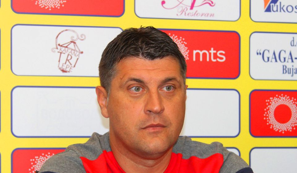 Vladan Milojević. Foto VranjeNews
