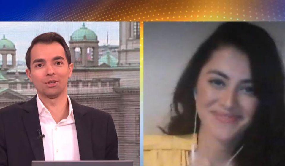 Foto screenshot TV Prva