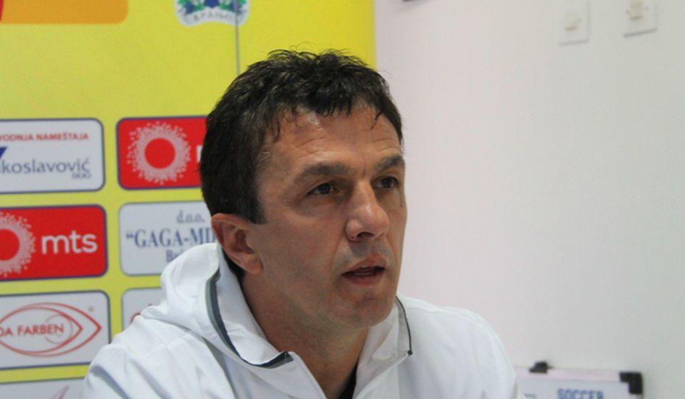 Simo Krunić. Foto Vranje News