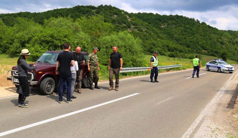 Lokacija Turijska brda u opštini Bujanovac, planirana za razminiranje. Foto Centar za razminiranje RS