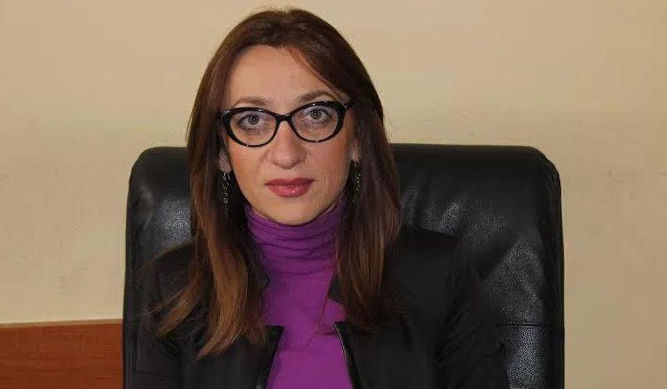 Nova zamenica: Tanja Spasić. Foto Grad Vranje