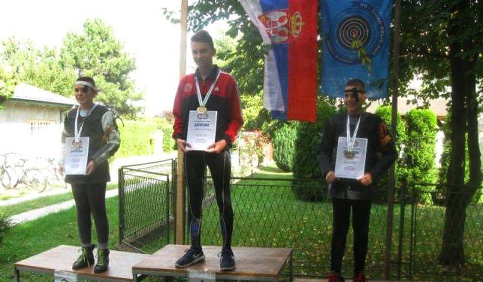 Vranjancima srebro i bronza u pojedinačnoj konkurenciji. Foto Streljački savez Srbije