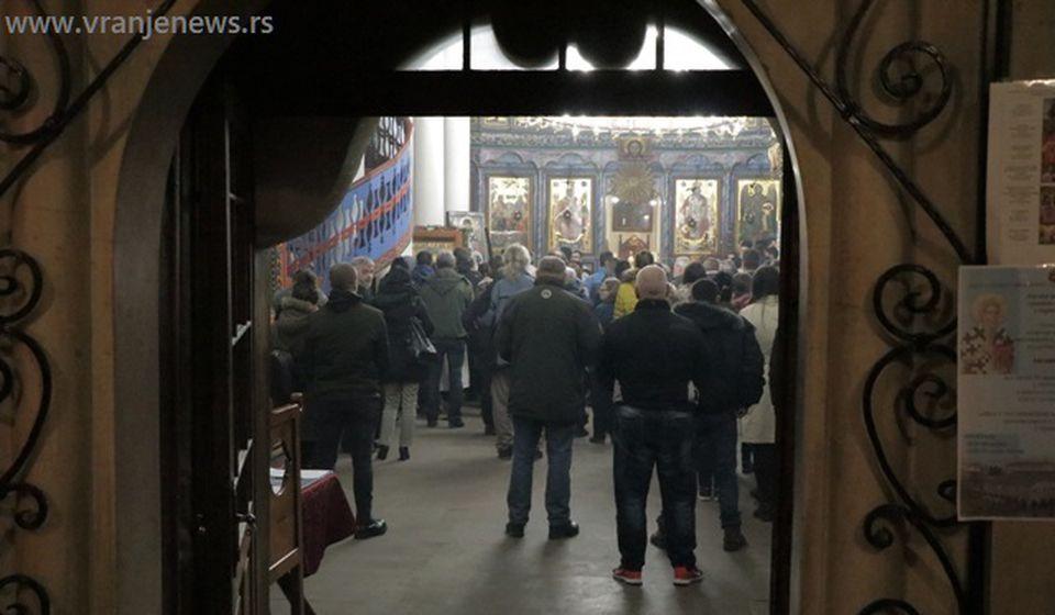 Crkva Svete Trojice u Vranju. Foto VranjeNews