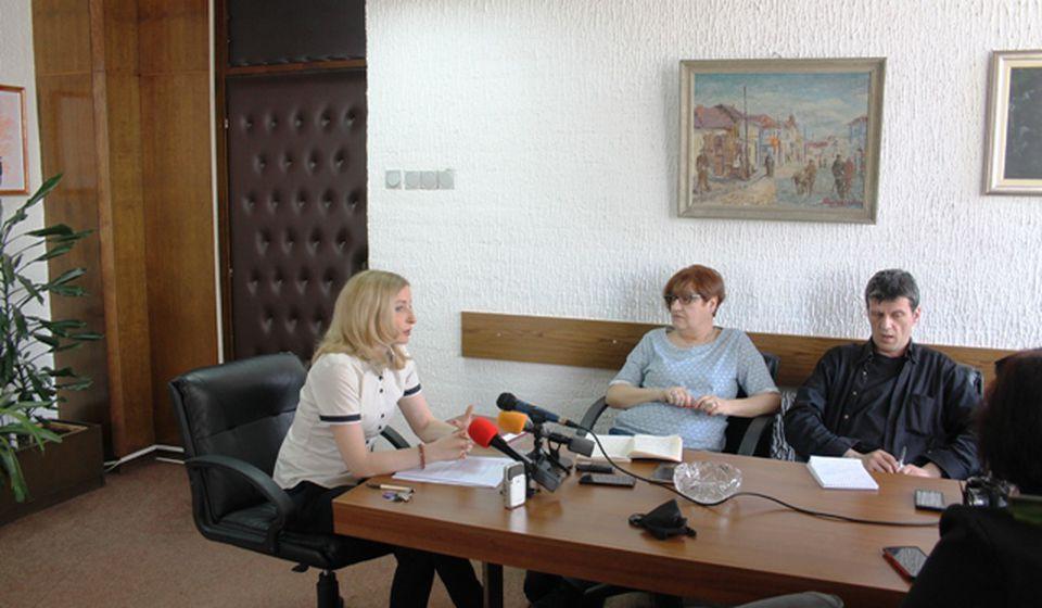 Podržana 34 projekta u kulturi: portparolka Gradskog veća Zorica Jović, Foto VranjeNews