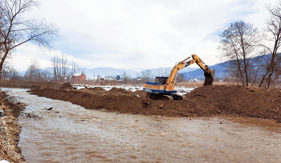 Prevencija od poplava. Foto Han info