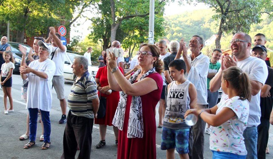 Zadovoljna publika. Foto VranjeNews