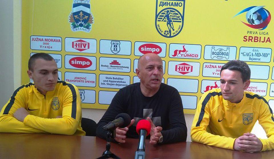 Sve podređeno ulasku u Super ligu. Foto Vranjenews