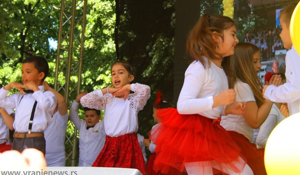 Dani dečje radosti. Foto VranjeNews