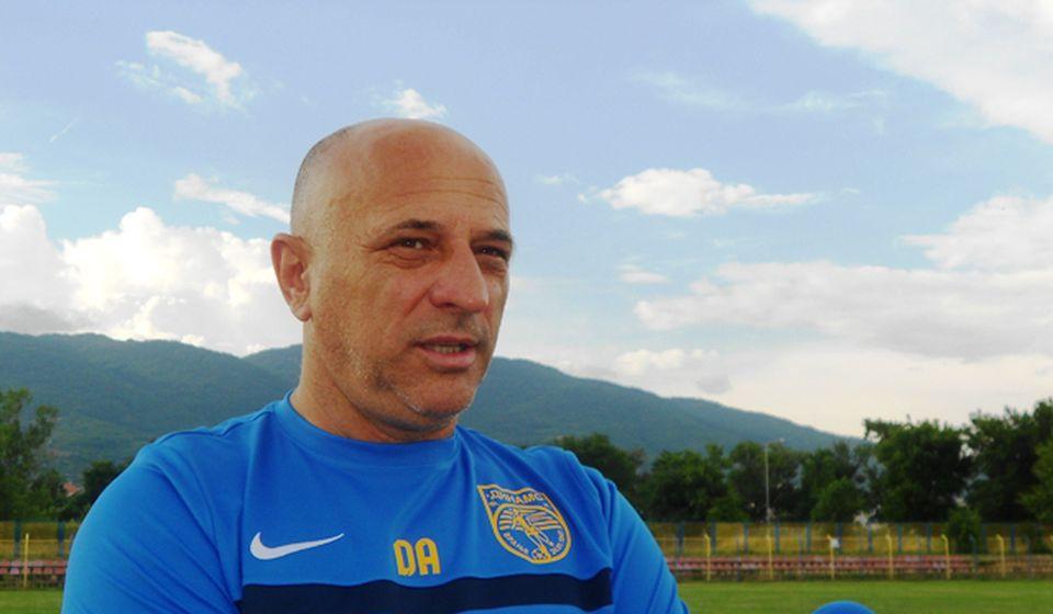 Ostaće samo tri, četiri fudbalera: Dragan Antić. Foto VranjeNews