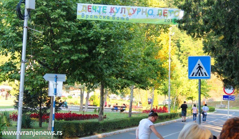 Vranjska Banja ovog leta bez manifestacija. Foto Vranje News