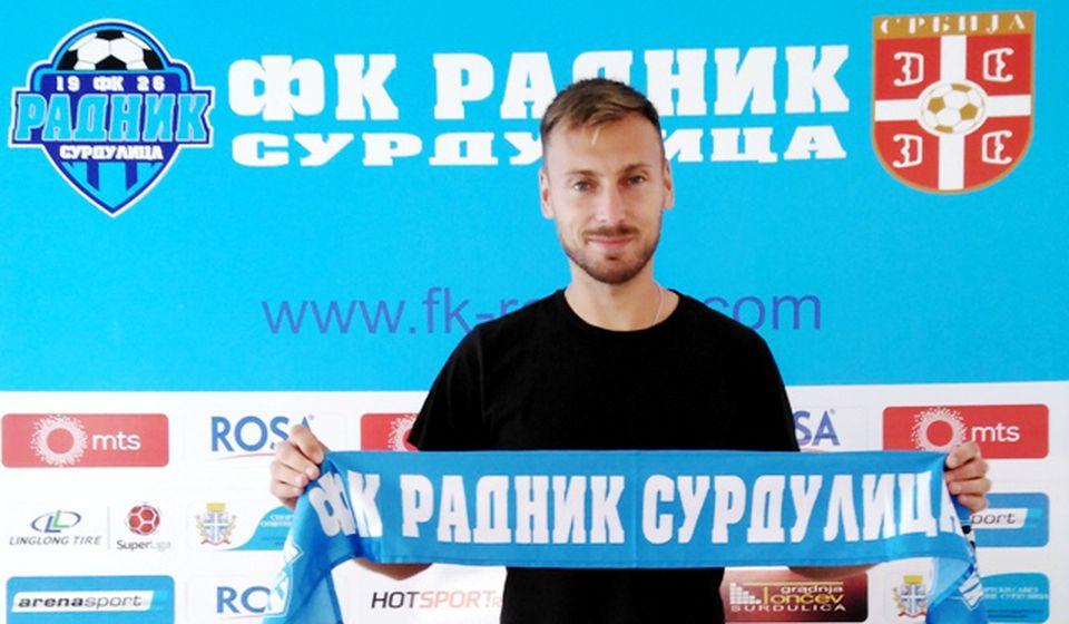 Jevgen Pavlov. Foto D. Mirčev
