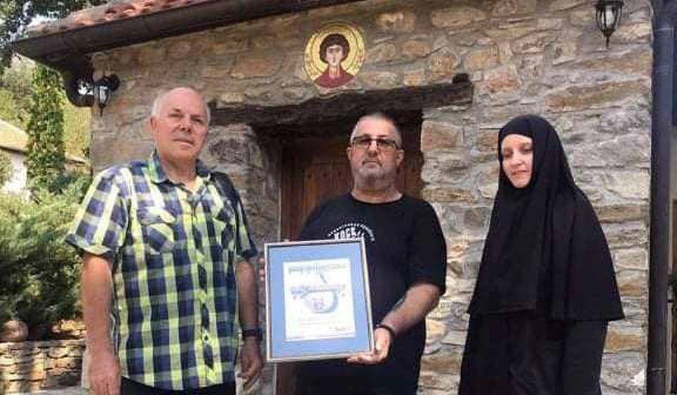 Udruženje Koce zauvek je nedavno odlikovano za unapređenje dobrovoljnog davalaštva na jugu Srbije. Foto lična arhiva