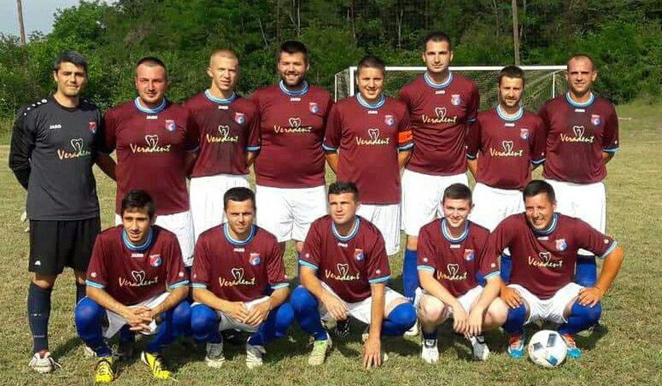 Žbevački Vihor u derbiju ponizio Luginu. Foto FK Vihor