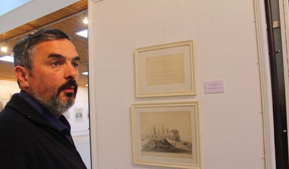Ostao bez direktorske funkcije: Saša Stamenković, dojučerašnji direktor Narodnog muzeja u Vranju. Foto Vranje News